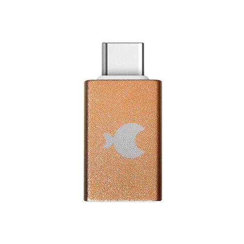 Переходник Moonfish USB Type-C фото