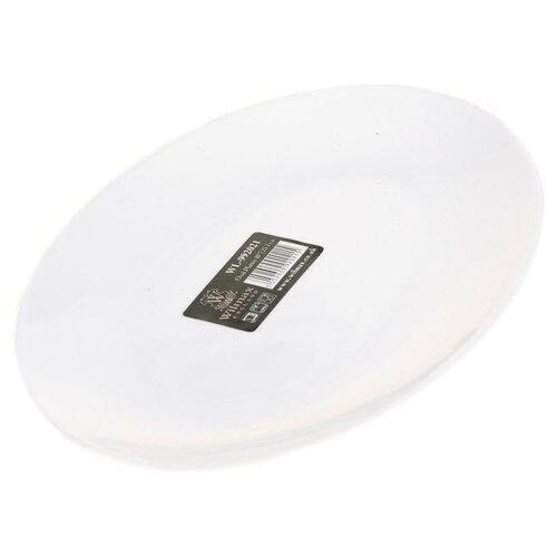 Wilmax Блюдо овальное 255 см блюдо wilmax 26 х 15 5 см