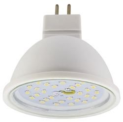 Лампа светодиодная Ecola M2SW54ELB, GU5.3, MR16, 5.4Вт