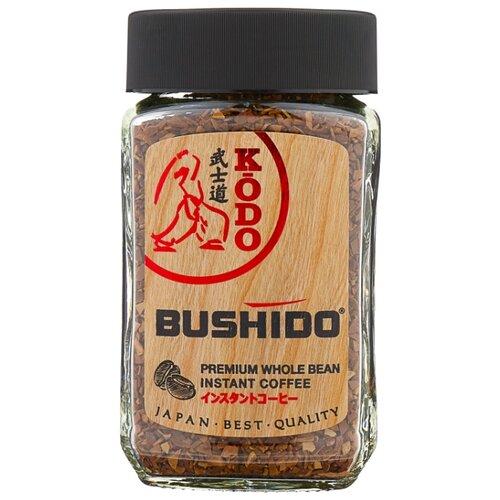 Кофе растворимый Bushido Kodo с фото