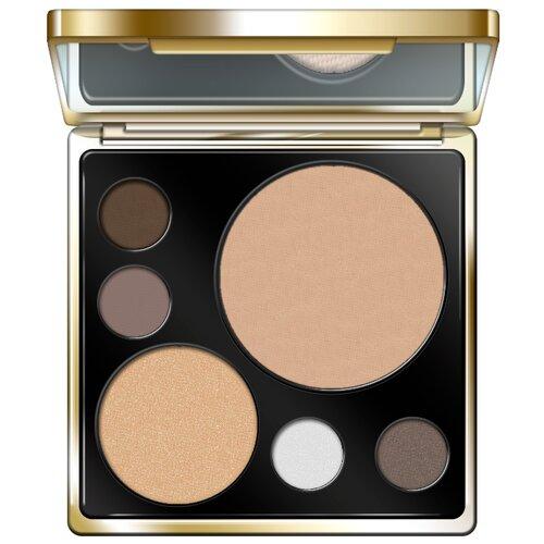 ART-VISAGE Палитра для макияжа палитра пудры visage cosmetics 6 цветов