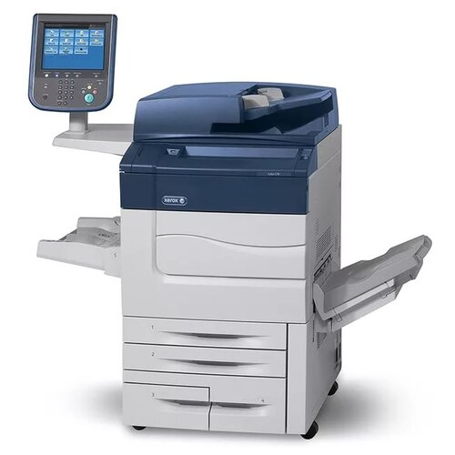 МФУ Xerox Colour C60 color c60 со встроенным контроллером freeflow c60 int ff