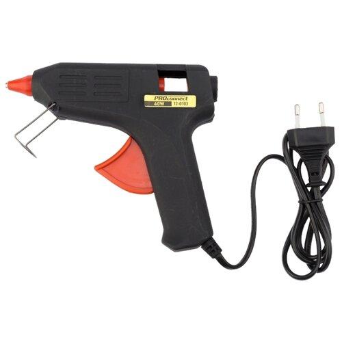 Клеевой пистолет PROconnect фонарик proconnect pc 95