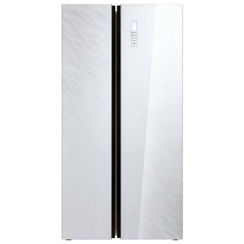 Холодильник Zarget ZSS 615WG холодильник zarget zrs 65w