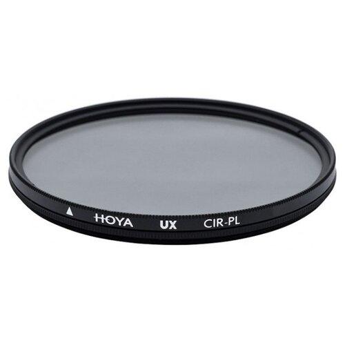 Фото - Светофильтр Hoya PL-CIR UX 58mm hercules расческа силиконовая рабочая женская 17 8 см
