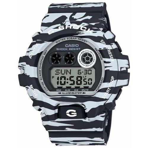 Наручные часы CASIO GD-X6900BW-1 наручные часы casio gd 400mb 1