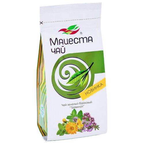 Чай зеленый Мацеста Травяной фото