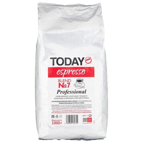 Кофе в зернах Today Espresso фото