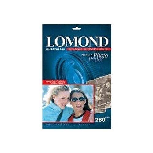 Фото - Фотобумага Lomond 1104101 A4 фотобумага