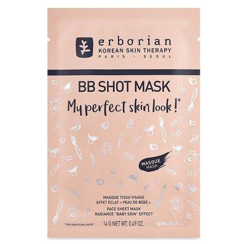 Erborian Тканевая маска BB Shot фото