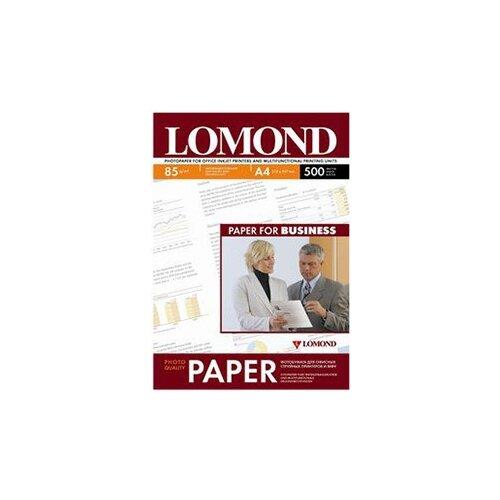 Фото - Фотобумага LOMOND двусторонняя lomond