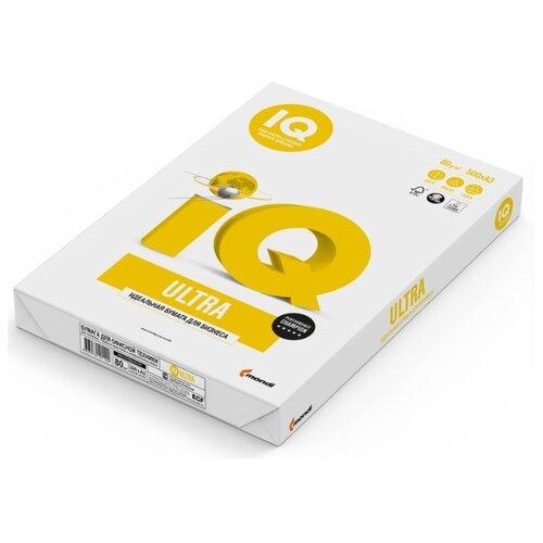 Фото - Бумага A3 500 шт. Mondi IQ Ultra pure прокладки гигиенические женские dry ultra 28 см 10 шт