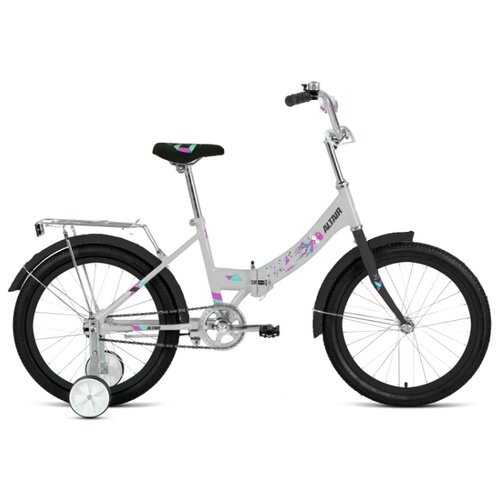 Детский велосипед ALTAIR City велосипед двухколесный altair city 20 колесо 20 рама 14 белый
