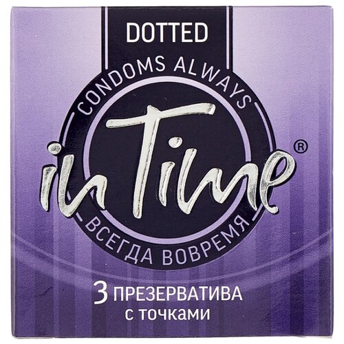 Презервативы in Time Dotted doin time in times square