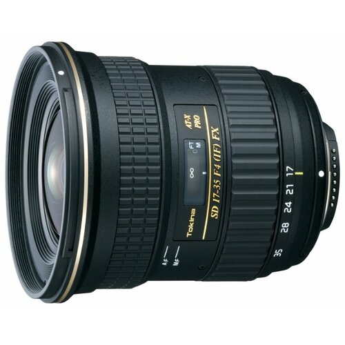 Фото - Объектив Tokina AT-X 17-35mm f объектив
