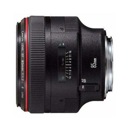 Фото - Объектив Canon EF 85mm f 1.2L объектив canon ef 85mm f 1 8 usm