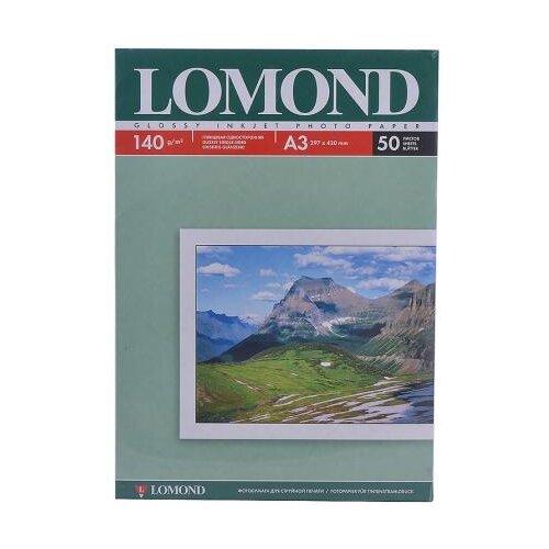 Фото - Фотобумага Lomond A3 140г кв.м фотобумага