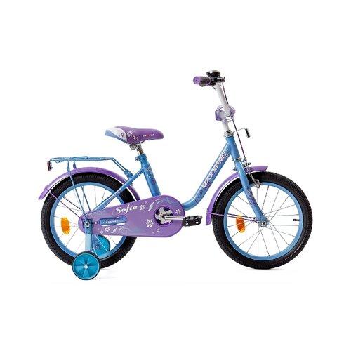 Детский велосипед MaxxPro Sofia велопокрышка maxxis holyroller 26x2 2 60 tpi wire 60a maxxpro черная tb72392000