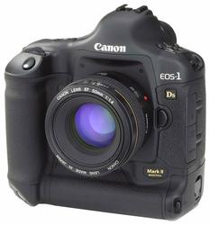 Фотоаппарат Canon EOS 1Ds Mark II Kit