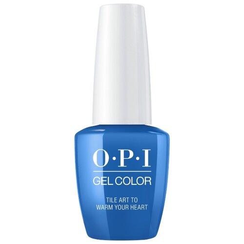 Гель-лак OPI GelColor Lisbon 15 opi гель лак gelcolor 15 мл 95 цветов mod about you