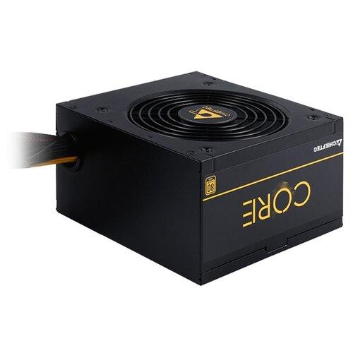Фото - Блок питания Chieftec BBS-600S блок питания chieftec element elp 600s 600w