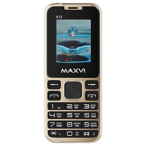 Телефон MAXVI X12 телефон