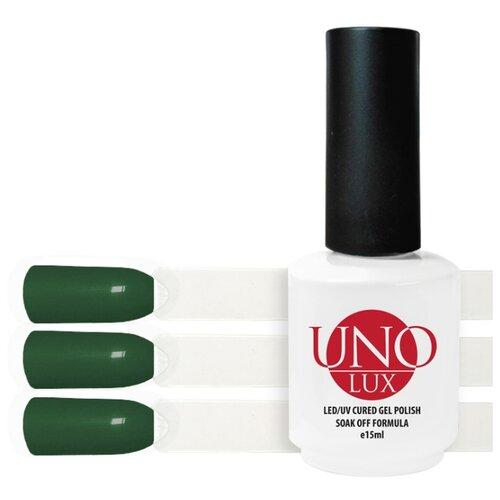Гель-лак UNO Lux Amazon 15 мл uno lux гель лак 002 hawaii гаваи