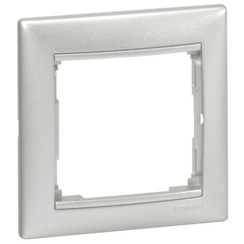 Рамка 1п Legrand Valena 770151 рамка legrand valena одноместная алюминий 770151