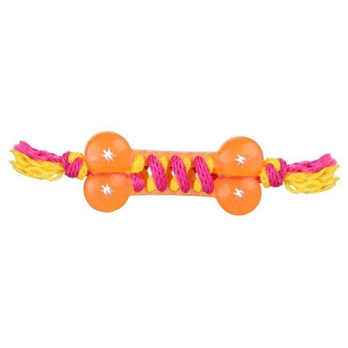 Косточка для собак DEZZIE игрушка для собак dezzie косточка аппетит длина 14 см цвет в ассортименте