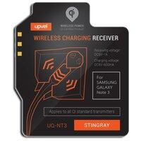 UPVEL UQ-NT3 Stingray для Samsung Galaxy Note 3, Black модуль-приемник беспроводной зарядки стандарта Qi