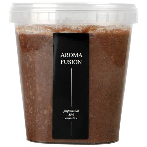 Aroma Fusion Соляной скраб для aroma saules соляной скраб для тела ламинария 400 г