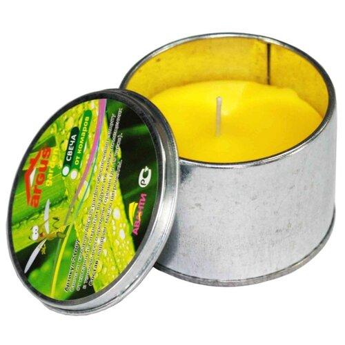 Свеча ARGUS GARDEN от комаров с свеча от комаров argus