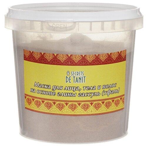 Secrets de Tanit Маска для secrets de tanit маска для тела разогревающая глиняно водорослевая с маслом гвоздики 400 г