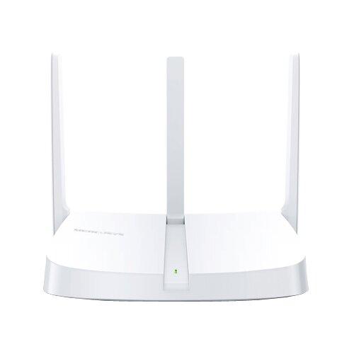 Фото - Wi-Fi роутер Mercusys MW305R v2 беспроводной маршрутизатор mercusys mw305r 802 11bgn 300mbps 2 4 ггц 4xlan белый