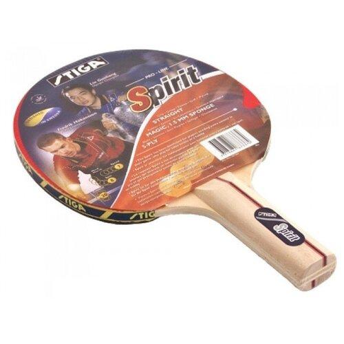 Ракетка для настольного тенниса stiga мячи для настольного тенниса stiga joy 4 шт