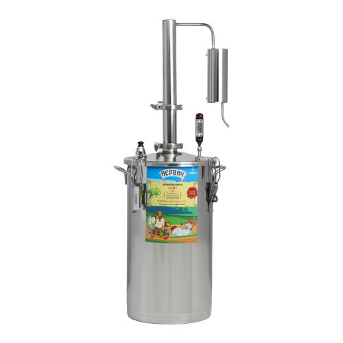 Фото - Самогонный аппарат Первач самогонный аппарат премиум 12 л с термометром