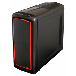 Компьютерный корпус Thermaltake Element S VK60001W2Z Black