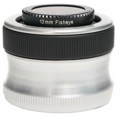 Объектив Lensbaby Scout with объектив lensbaby scout fisheye for nikon lbsfen