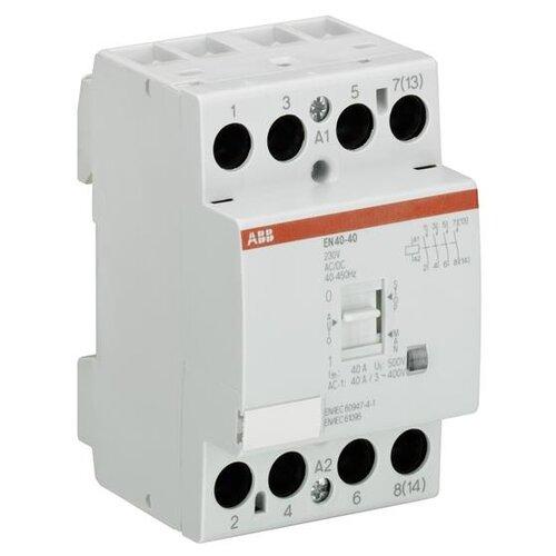 Модульный контактор ABB контактор esb 20 11 ac abb ghe3211302r0006