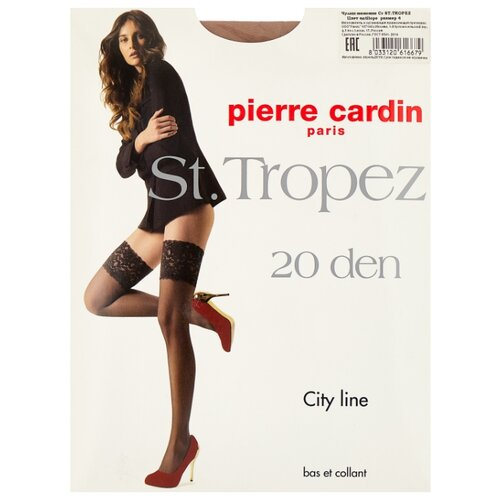Фото - Чулки Pierre Cardin St.Tropez дутики pierre cardin