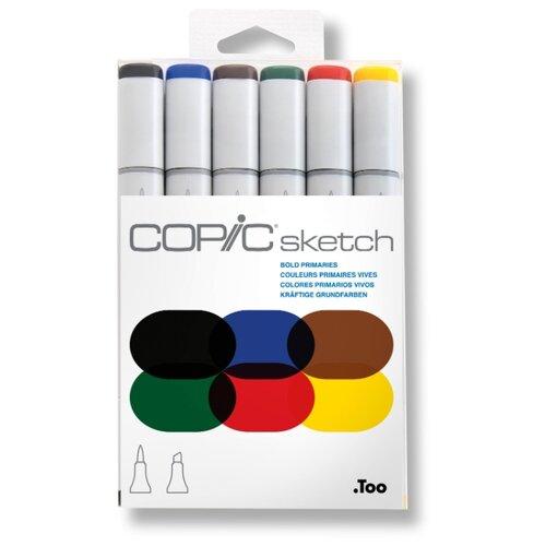 COPIC набор маркеров Sketch