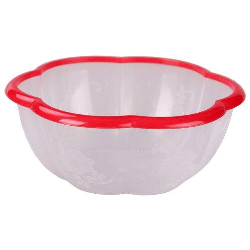 Альтернатива Салатник Восторг 2 л салатник альтернатива меланж цвет красный 1 45 л