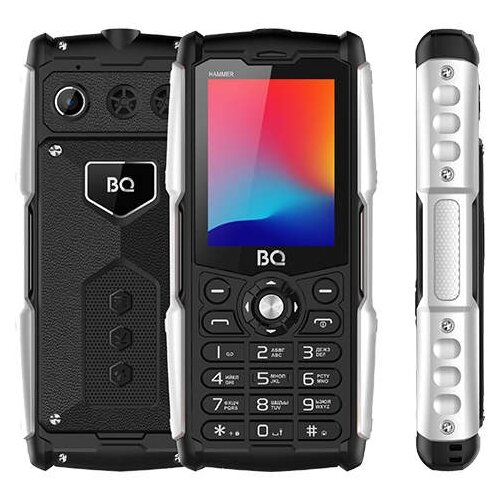 Телефон BQ 2449 Hammer телефон
