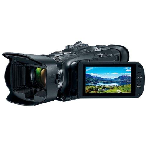 Фото - Видеокамера Canon LEGRIA HF G50 видеокамера canon xc15