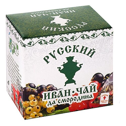 даников н целебный иван чай Чай травяной Русский иван-чай