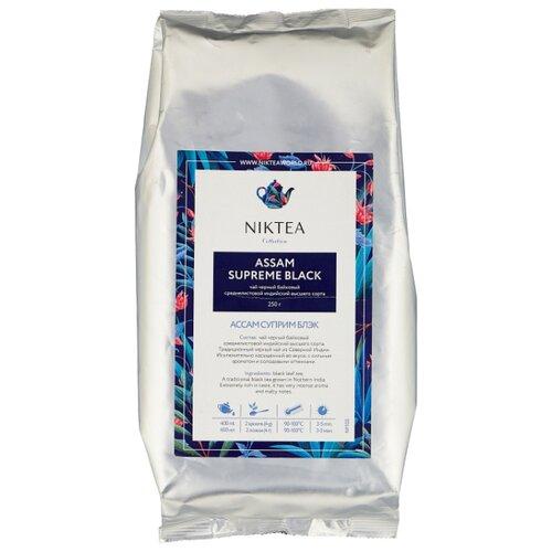 Чай черный Niktea Assam supreme