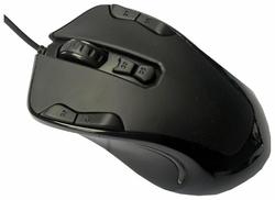 Мышь HQ HQ-GMW703 Black USB