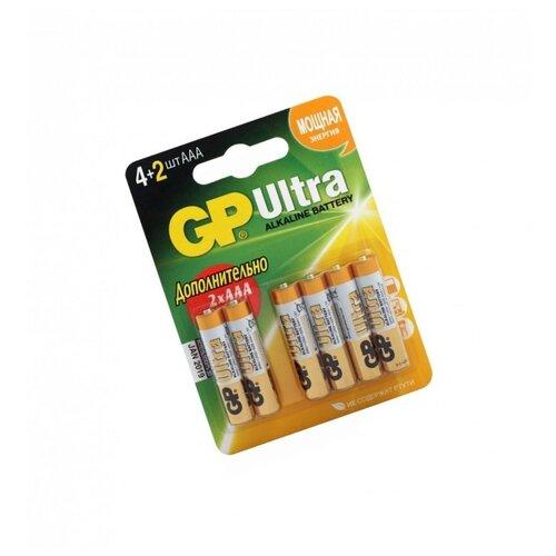 Фото - Батарейка GP Ultra Alkaline AАA mc908ab32cfue mc908ab32 qfp 64