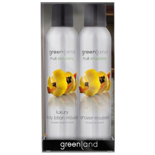 Набор Greenland Папайя-Лимон greenland
