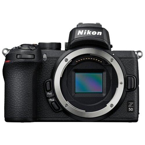 Фото - Фотоаппарат Nikon Z50 Body фотоаппарат